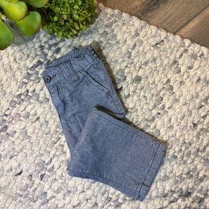 🧁Crazy 8 boys gray dress pant